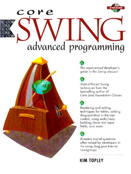 Core SWING advanced programming