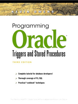 Programming Oracle® Triggers and Stored Procedures, Third Edition