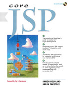 Cover of Core JSP