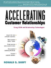 Accelerating Customer Relationships: Using CRM and Relationship Technologies™