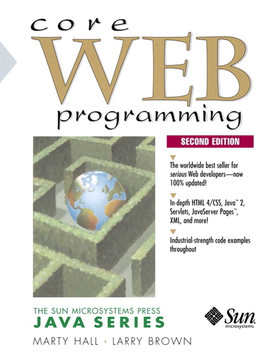 Core Web Programming, Second Edition