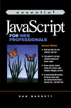 Essential JavaScript™ for Web Professionals, Second Edition