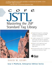 Core JSTL: Mastering the JSP™ Standard Tag Library
