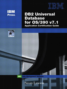 DB2® Universal Database™ for OS/390™ v7.1 Application Certification Guide