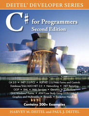 C# for Programmers, Second Edition