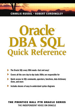 Oracle® DBA SQL Quick Reference