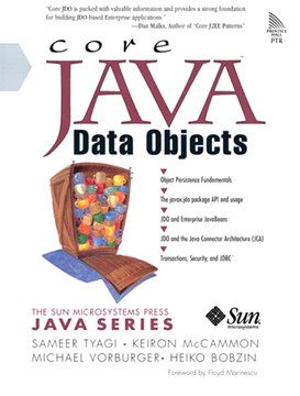Core Java™ Data Objects