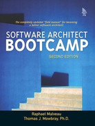 Cover of Software Architect Bootcamp, Second Edition