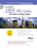 Cover of Core J2EE™ Patterns: Best Practices and Design Strategies, Second Edition