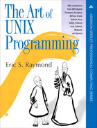 Cover of Art of Unix Programming, The