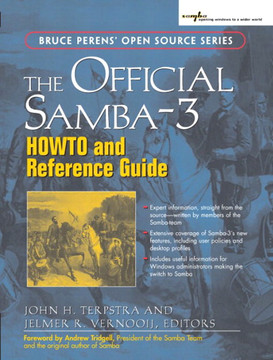 Official Samba-3 HOWTO and Reference Guide, The