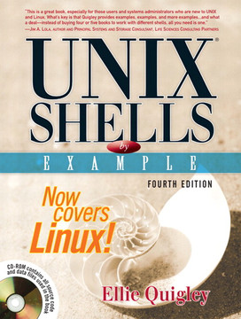 UNIX® Shells by Example Fourth Edition