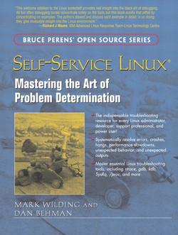 Self-Service Linux®: Mastering the Art of Problem Determination