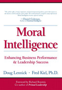 Cover of Moral Intelligence Enhancing Business Performance and Leadership Success