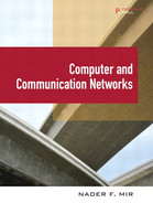Cover of Computer and Communication Networks