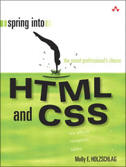 Spring Into HTML and CSS