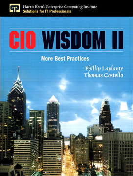 CIO Wisdom II: More Best Practices