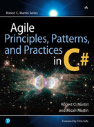 Cover of Agile Principles, Patterns, and Practices in C#