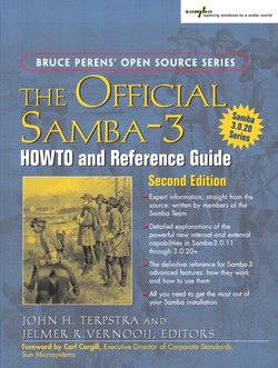 Official Samba-3 HOWTO and Reference Guide, The, Second Edition