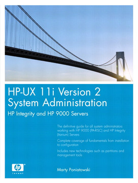 HP-UX i Version 2 System Administration HP Integrity and HP 9000 Servers