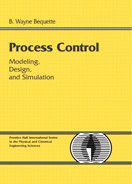 Cover of Process Control: Modeling, Design, and Simulation