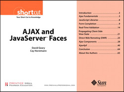 AJAX and JavaServer™ Faces