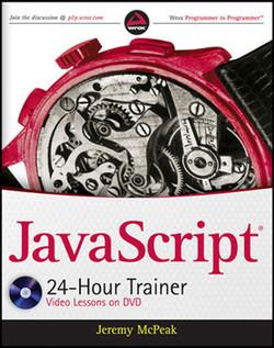 JavaScript® 24-Hour Trainer