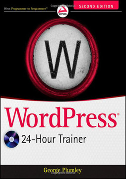 WordPress® 24-Hour Trainer