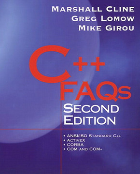 C++ FAQs, Second Edition