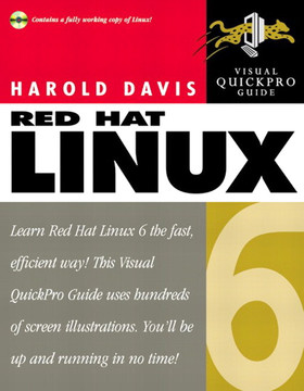 Red Hat Linux 6: Visual QuickPro Guide