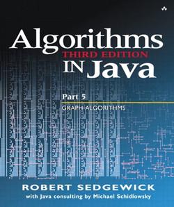 Algorithms in Java, Part 5: Graph Algorithms, Third Edition