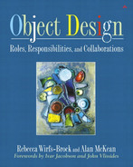 Cover of Object Design: Roles, Responsibilities, and Collaborations