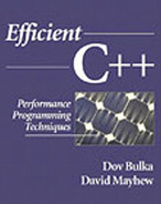Efficient C++ Performance Programming Techniques