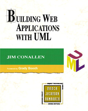Building Web Applications with UML