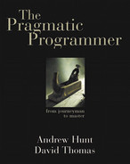 Cover of The Pragmatic Programmer: From Journeyman to Master