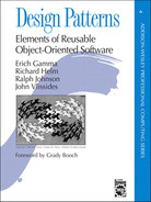 Cover of Design Patterns: Elements of Reusable Object-Oriented Software