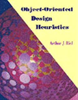 Object-Oriented Design Heuristics