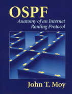 Cover of OSPF: Anatomy of an Internet Routing Protocol