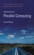 Cover of Introduction to Parallel Computing, Second Edition