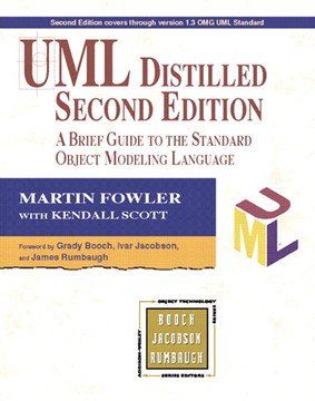UML Distilled: A Brief Guide to the Standard Object Modeling Language, Second Edition