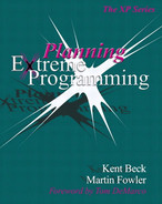 Cover of Planning Extreme Programming
