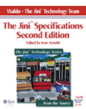 Jini™ Specifications, The, Second Edition