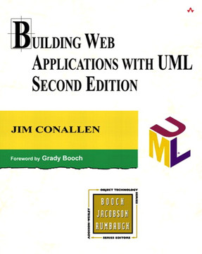 Building Web Applications with UML Second Edition