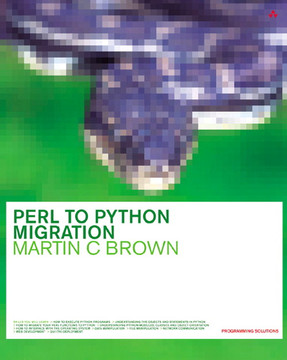 Perl To Python Migration
