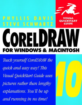 CorelDraw 10 for Windows: Visual QuickStart Guide [Book]