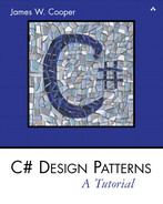 Cover of C# Design Patterns: A Tutorial