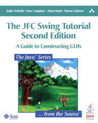 JFC Swing Tutorial, The: A Guide to Constructing GUIs, Second Edition