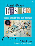 Cover of Domain-Driven Design: Tackling Complexity in the Heart of Software