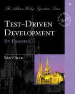 Cover of Test Driven Development: By Example