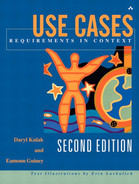 Cover of Use Cases: Requirements in Context, Second Edition